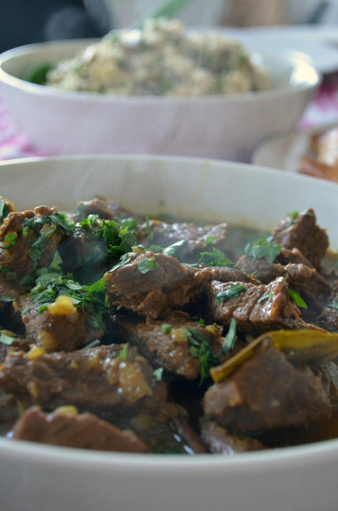 Calcutta  junetina u curry-ju